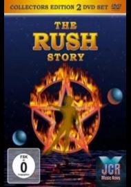 The Rush Story ( 2DVD IMPORT ZONE 2)