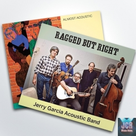 The Jerry Garcia Acoustic Band: Complete Repertoire (Exclusive Bundle)