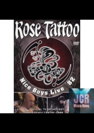 Nice Boys Live 1982 (DVD IMPORT ZONE 2)