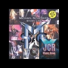 Michael Schenker Story Live (2CD)