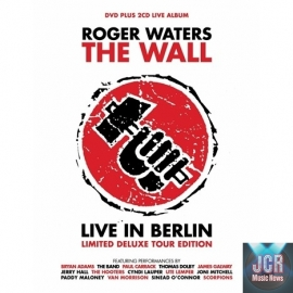The Wall: Live In Berlin - 20th Anniversary Edition (2CD & DVD)