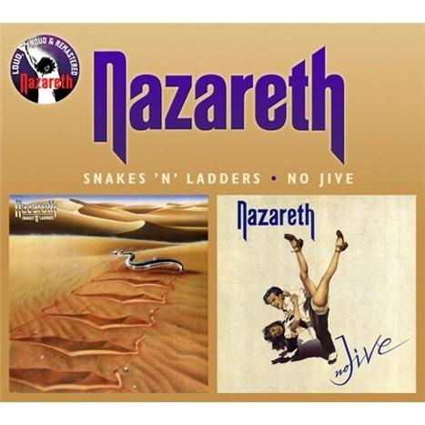 Snakes 'N' Ladders / No Jive (2CD)