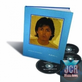 McCartney II (4PC, With DVD, Remastered, Deluxe Edition, Boxed Set)