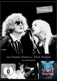 Live at Rockpalast With Mick Ronson (DVD IMPORT ZONE 2)