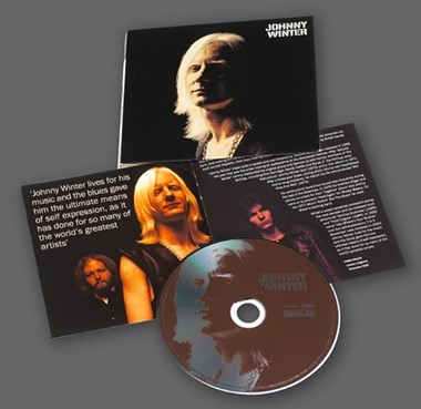 Johnny Winter (Digipack *remastérisé +2 bonus tracks)