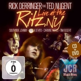 Live At The Ritz, NY [CD + DVD]
