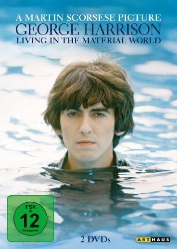 Living in the Material World ( 2DVD IMPORT ZONE 2)