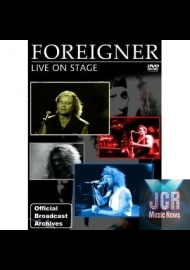 Live On Stage/official Archive Footage (2011)(DVD IMPORT ZONE 2)
