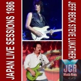Japan Live Session 1986