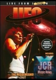 The Misdemeanour Tour the Apollo Theatre, Oxford in 1985 (DVD IMPORT ZONE 2)