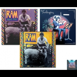 RAM [Deluxe Book Edition] [4CD+1DVD]