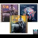 RAM [Deluxe Book Edition] [4CD+1DVD]