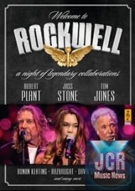 Robert Plant, Tom Jones, Joss Stone, (DVD IMPORT ZONE 2)