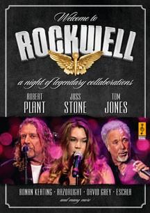 Robert Plant, Tom Jones, Joss Stone, (DVD IMPORT ZONE 2)