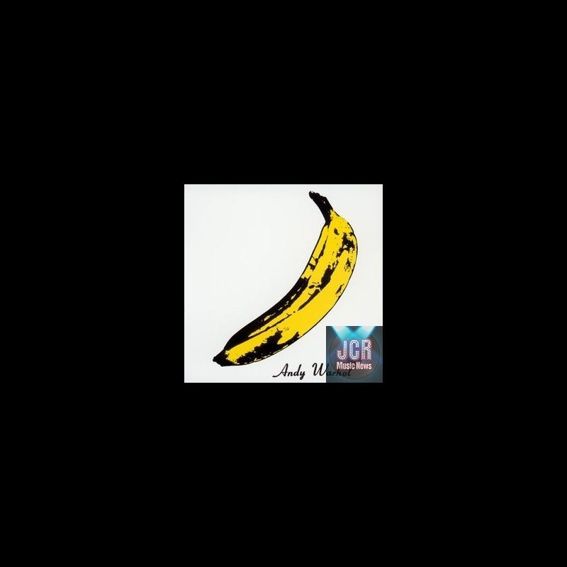 Banana Cover - Andy Warhol - MONO VERSION (Vinyl)