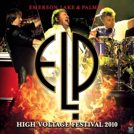 High Voltage Festival 2010 ( 2CD * Papersleeve)(Japon)