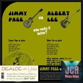 Jimmy Page Vs. Albert Lee (Vinyl)