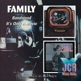 Bandstand / It's Only A Movie (2 CD's - Bonus Tracks)