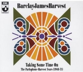 Taking Some Time On - Parlophone Harvest Years (5 CD's)