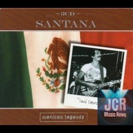 Soul Sacrifice - Mexican Legends (3 CD's)