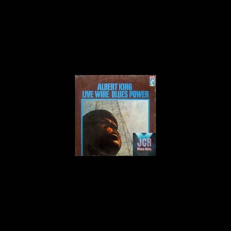 Albert King Live Wire Blues Power Vinyl Jcrmusicnews