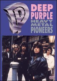heavy metal pioneers (DVD IMPORT ZONE 2)