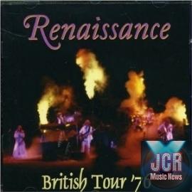 British Tour 76