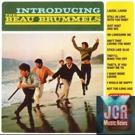 Introducing the Beau Brummels ( + 12 bonus tracks)