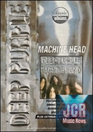 machine head (DVD IMPORT ZONE 2)