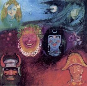 King Crimson In The Wake Of Poseidon Cat Food