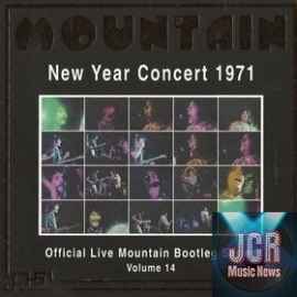 Official Live Mountain Bootleg Series Volume 14 : New Year Concert 1971 (2CD)