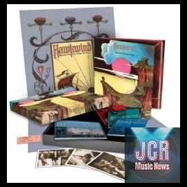 Warrior on the Edge of Time:Super Deluxe Boxset