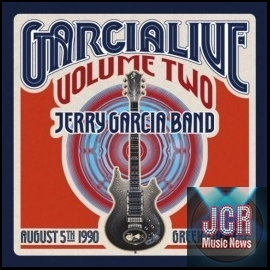 Garcia live Volume 2: August 5th 1990 Greek Theater (2CD)
