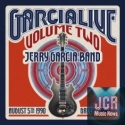 Garcia live Volume  2: August 5th 1990 Greek Theater (2CD)
