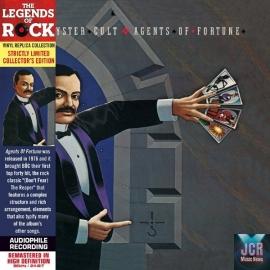 Agents of Fortune - Paper Sleeve - CD Deluxe Vinyl Replica