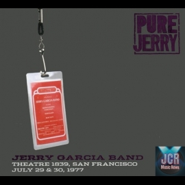 Jerry Garcia Band: Theatre 1839, July 29 & 30, 1977 (3CD)