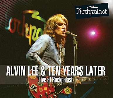 Alvin Lee & Ten Years Later - Live At Rockpalast (1978) (DVD & CD)