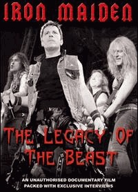 The Legacy Of The Beast (DVD IMPORT ZONE 2)