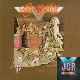 Toys In The Attic (HQ-180 RTI Pressing Numbered)(Vinyl)