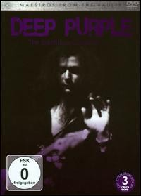 Maestros from the Vaults: Deep Purple - the Definitive Collection (3 DVD IMPORT ZONE 2)