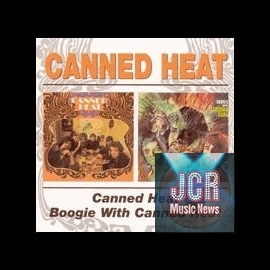Canned Heat + Boogie With Canned Heat