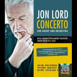 Concerto For Group And Orchestra [CD+DVD]