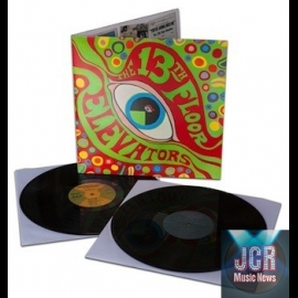The Psychedelic Sounds Of The 13th Floor Elevators (2 Vinyl)