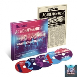 Academy of Music: Live At The Academy of Music 1971 (Ltd. Deluxe Box-set) (Box-Set)