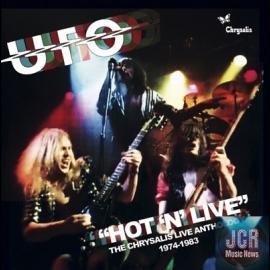 Hot 'N' Live - The Chrysalis Live Anthology 1974-1983 [Box set]