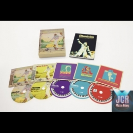 Goodbye Yellow Brick Road (40th Anniversary Super Deluxe Edition)(6CD)