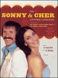 The Sonny and Cher Ultimate Collection (COFFFRET 3 DVD IMPORT ZONE 1)