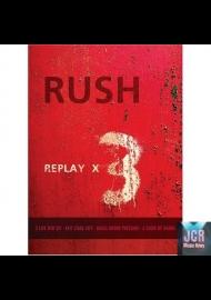 Replay X 3 (3 DVD + 1 CD IMPORT ZONE 1)