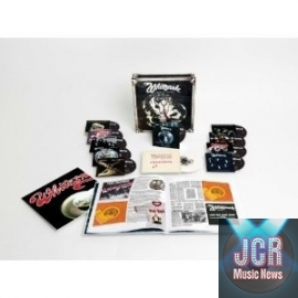 Box 'O' Snakes: The Sunburst Years 1978-1982 (BOX SET * CD/LP 11)