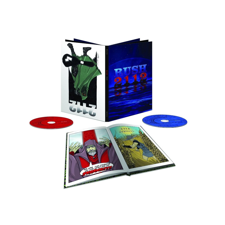 2112 [CD + Audio Blu-Ray SUPER Deluxe Edition]